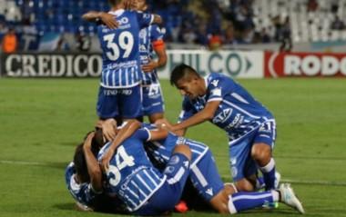 Con la victoria, Godoy Cruz trepó al tercer lugar y por el momento está obteniendo una plaza a la Copa Libertadores.