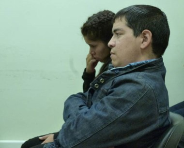 Oscar y Luciana Rogel. Uno con prisión efectiva, la otra, condicional.