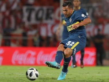 Tévez irá al banco y Wanchope Ábila será titular ante Palmeiras.