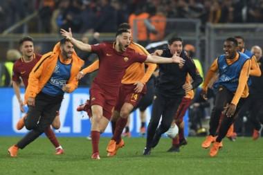 Roma eliminó a Barcelona y ahora quiere dejar afuera a Liverpool.