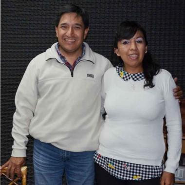 El valioso testimonio de Roxana  Ñancufil y  Raúl Suárez.