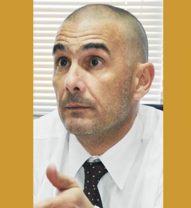 Alejandro Defranco. Camarista.