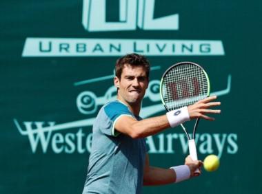 Con el envión de la Copa Davis, Guido Pella y un triunfazo ante Querrey (2) en octavos de final de Houston.