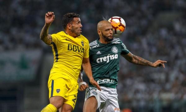 En el primer partido en el Allianz Arena de Brasil, Boca se trajo un valioso empate.
