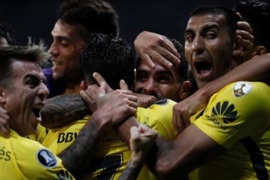 Boca y Palmeiras, que compartieron grupo en la fase inicial, se vuelven a cruzar ahora en semifinales.