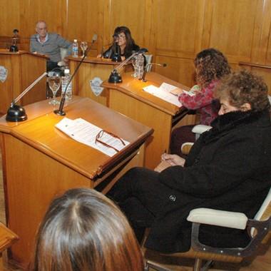 La situación económica dominó la sesión del Concejo Deliberante.