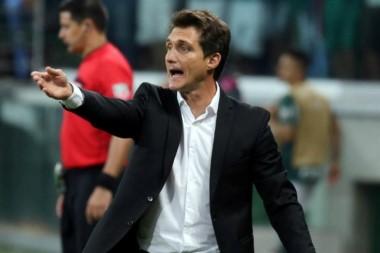"""El """"Mellizo"""" hara cambios en el partido frente al """"Rojo"""" por la Superliga."""