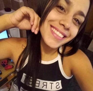 Florencia Milagros Alegre (20), murió debido a las graves heridas que sufrió.