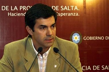 Juan Urutubey, habitualmente alineado con la Casa Rosada es uno de los mandatarios