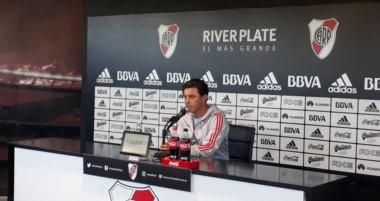Gallardo se mostró sorprendido por las convocatorias de Armani y Enzo Pérez sin ser notificado.