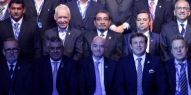 La CONMEBOL anunció que apoyará la candidatura de sus vecinos en el norte.