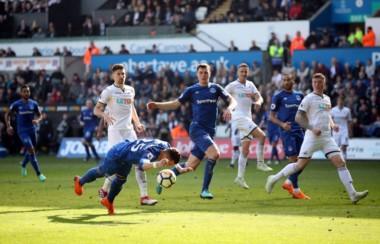 Volvió Ramiro Funes Mori, ingresó en los últimos 15 minutos del empate del Everton ante Swansea. No jugaba desde el 28 de marzo de 2017, en la derrota 2-0 de Argentina ante Bolivia en La Paz.