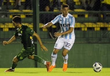 Después de ganarle a Boca, Defensa se anotó un buen triunfo ante Racing.
