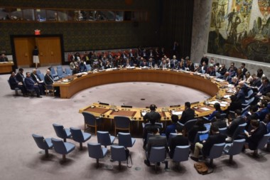 El Consejo de Seguridad de la ONU rechaza propuesta de Rusia para condenar ataque a Siria.