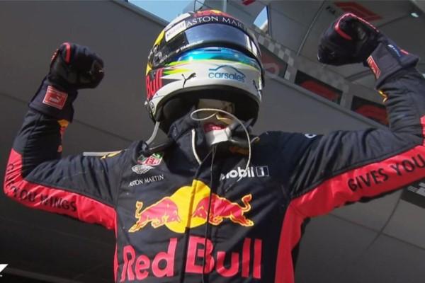 Sorpresiva y espectacular victoria de Daniel Ricciardo en el GP de China, en un final de película.