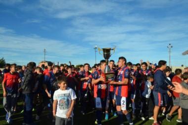 Unión San Martín Azcuénaga hizo historia en su segunda participación en un torneo federal.