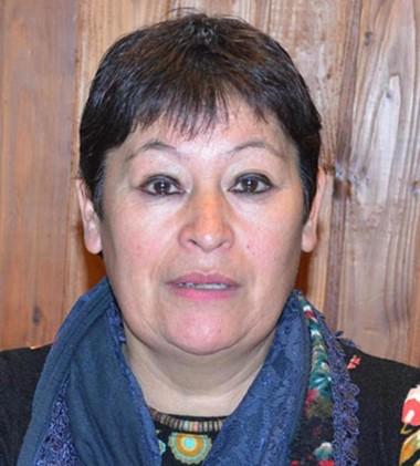 Graciela Avilés. Titular del CMM.