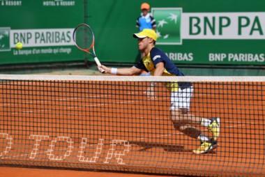 Diego Schwartzman levantó un 0-6 para vencer en tres sets a Guido Pella y avanzar de ronda en el Masters 1000 de Montecarlo.