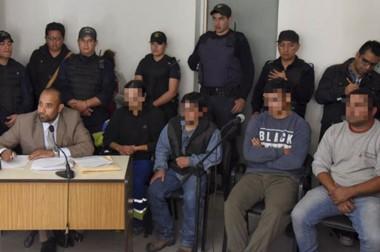 Los cuatro hermanos Ibáñez permanecerán 4 meses detenidos por la prisión preventiva impuesta.