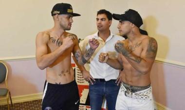 En uno de los combates estelares, Aguirre peleará esta noche con Sosa.