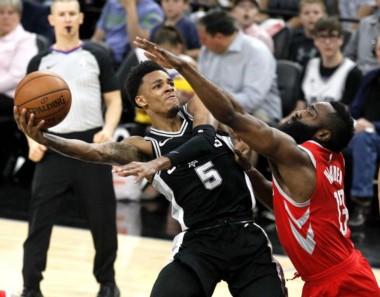 Triunfo clave de los Spurs 100-83 para consolidarse en el 4º puesto y quizás soñar con el 3º rumbo a los Playoffs.