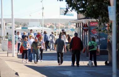 Las múltiples actividades deportivas, recreativas y gastronómicas atrajeron a los turistas.