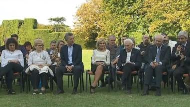 Mauricio Macri recibió a familiares de caídos en las Malvinas: