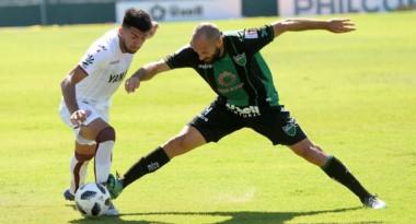 San Martín y Lanús se conformaron un empate en San Juan.
