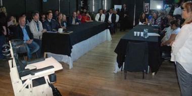 La silla postural es el resultado de un trabajo conjunto entre el Estado y el sector privado.
