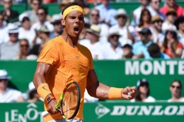 Nadal levantó su 11º título de Montecarlo. 31 Masters 1000 para el mallorquín.