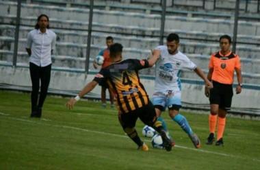 Gimnasia de Jujuy y Mitre de Santiago empataron sin goles.
