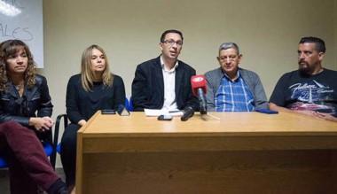 Maderna explicó las gestiones que se realizaron para evitar el cierre.