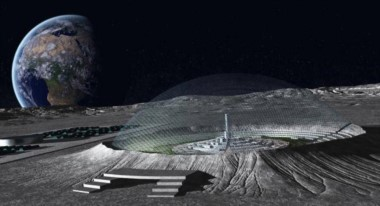 china quiere construir una base habitable en la luna