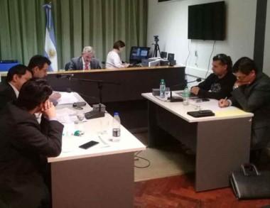 En la última audiencia, el juez César Zaratiegui liberó al imputado.