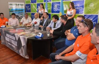 Adrián Maderna, Jorge Aidar Bestene, Jorge Bucemo y Germán Gunzel, entre otros, estuvieron en el lanzamiento.
