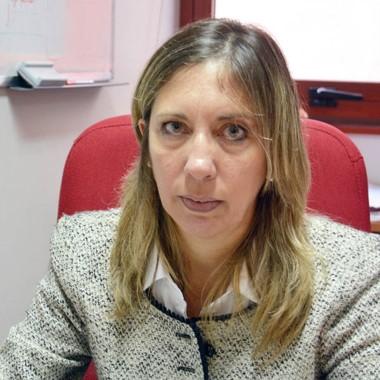 María Tolomei. La fiscal indicó que se le imputaron tres delitos.