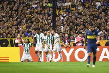 Boca queda con 5 puntos (Palmeiras 10) y jugará el miércoles próximo en Barranquillla ante Júnior (3).