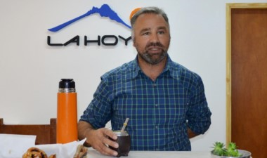 Diego Alonso, gerente del Centro de Actividades de Montaña (CAM).