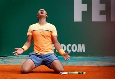Nadal accedió a semifinales de Barcelona tras derrotar al verdugo de Djokovic.