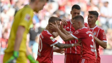 Con su victoria contra Eintracht Frankfurt, Bayern Munich extiende su racha invicta como local en Bundesliga a 38 partidos.