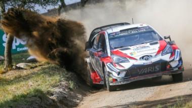 El piloto de Estonia hizo historia en el Rally Argentina 2018.