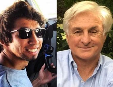 Lenard Ibáñez y Roberto Canessa. Unidos en una gran esperanza.