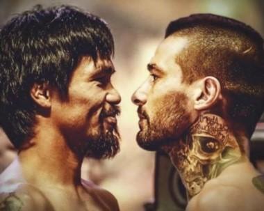 De La Hoya anunció Lucas que peleará contra Manny Pacquiao el 14 de julio en Kuala Lumpur.