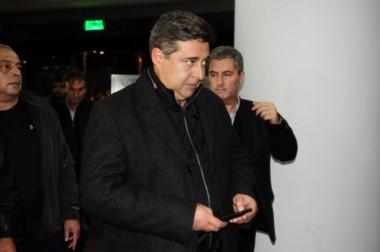 Angelici dijo que llevarán el tema Rapallini a la AFA.