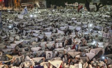 Las Madres de Plaza de Mayo conmemoraron los 41 años de la primera ronda