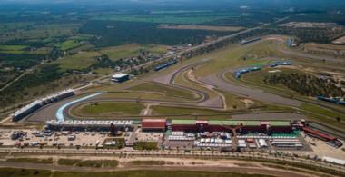 El autódromo de Termas recibe por quinta vez al MotoGP (Crédito OSD)