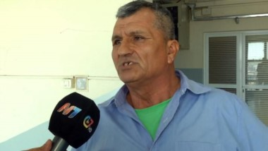 Este es Oscar Alfredo Farías, condenado por el delito de