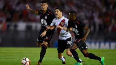 River empató de local con Independiente Santa Fe y quiere recuperar esos puntos que dejó en Ecuador.