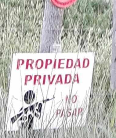 Los vecinos del Valle están alerta.