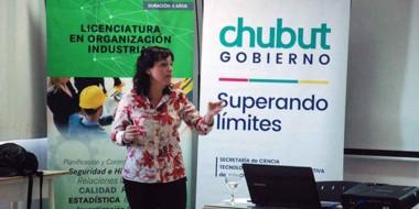 La comunidad participa del seminario vinculado al patrimonio, turismo y el desarrollo en el territorio.